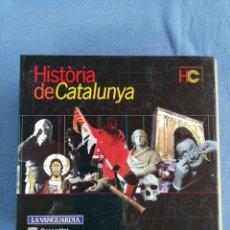 Libros de segunda mano: HISTORIA DE CATALUNYA. LA VANGUARDIA. FALTA EL CD 12.. Lote 173122510