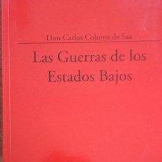 Libros de segunda mano: LAS GUERRAS DE LOS ESTADOS BAJOS - CARLOS COLOMA DE SAA . Lote 173806138