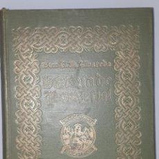 Libros de segunda mano: HISTÒRIA DE MONTSERRAT. 1945. ANSELM ALBAREDA. . Lote 173919160