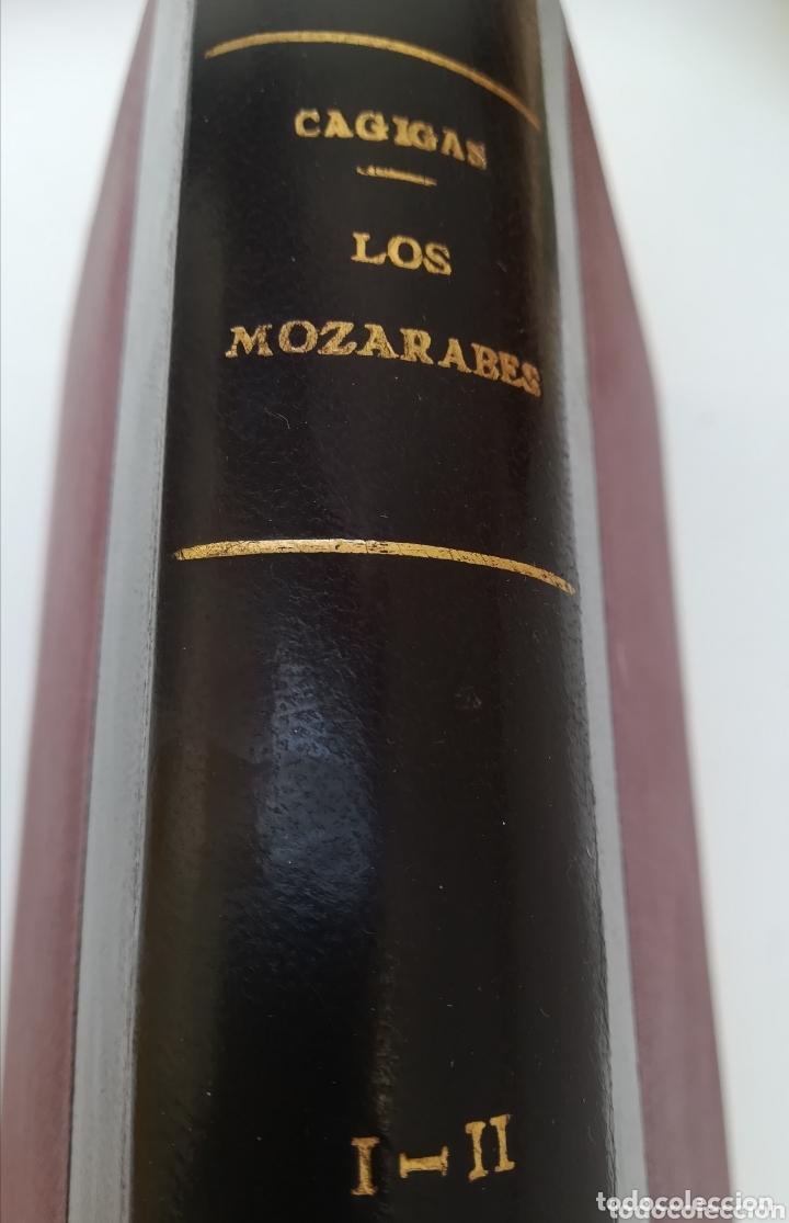 Libros de segunda mano: Los Mozárabes Minorías étnico Religiosas de la Edad Media Española por Isidro de las Garrigas - Foto 4 - 173932179