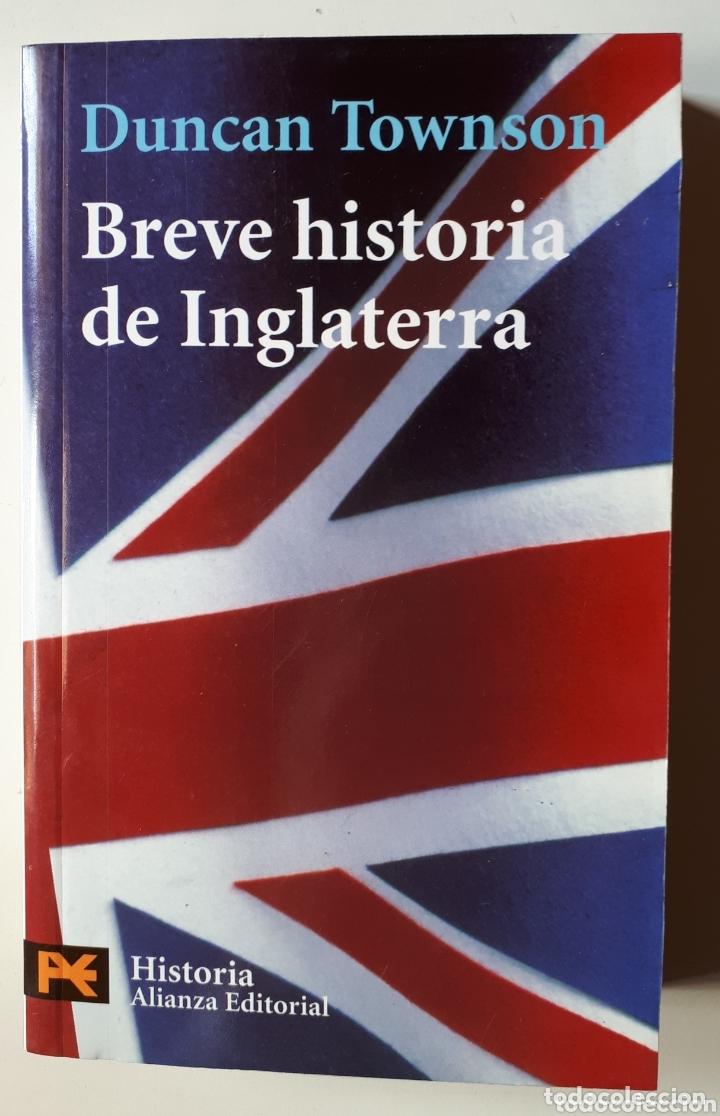 LIBRO BREVE HISTORIA DE INGLATERRA (Libros de Segunda Mano - Historia Moderna)