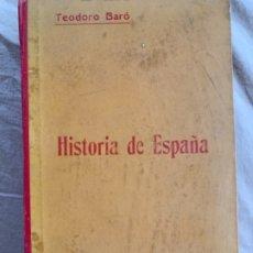 Libros de segunda mano: HISTORIA DE ESPAÑA. Lote 174117053