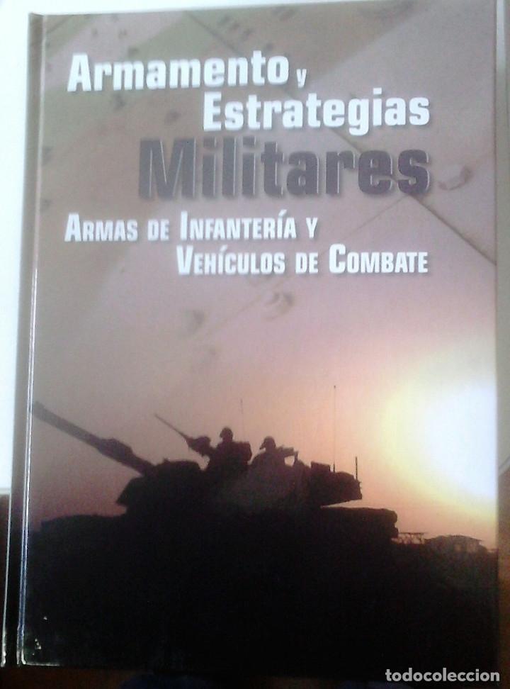 JOSÉ LUIS MURILLO PACHECO - ARMAMENTO Y ESTRATEGIAS MILITARES (3V) (Libros de Segunda Mano - Historia Moderna)