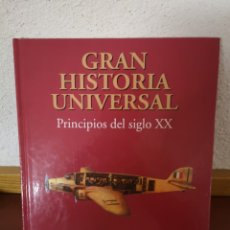 Libros de segunda mano: GRAN HISTORIA UNIVERSAL SIGLO XX . Lote 175052914