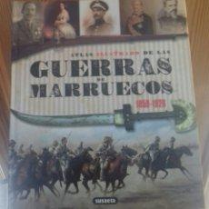 Libros de segunda mano: ATLAS ILUSTRADO DE LAS GUERRAS DE MARRUECOS. Lote 175592970