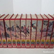 Libros de segunda mano: BIBLIOTECA SIMON BOLIVAR. COMPLETA, 12 TOMOS. AUGUSTO MIJARES Y JOSÉ GIL FORTOUL. 1977. . Lote 175679572