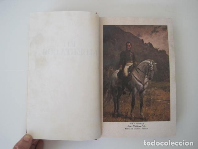 Libros de segunda mano: BIBLIOTECA SIMON BOLIVAR. COMPLETA, 12 TOMOS. AUGUSTO MIJARES Y JOSÉ GIL FORTOUL. 1977. - Foto 9 - 175679572