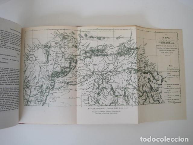 Libros de segunda mano: BIBLIOTECA SIMON BOLIVAR. COMPLETA, 12 TOMOS. AUGUSTO MIJARES Y JOSÉ GIL FORTOUL. 1977. - Foto 22 - 175679572