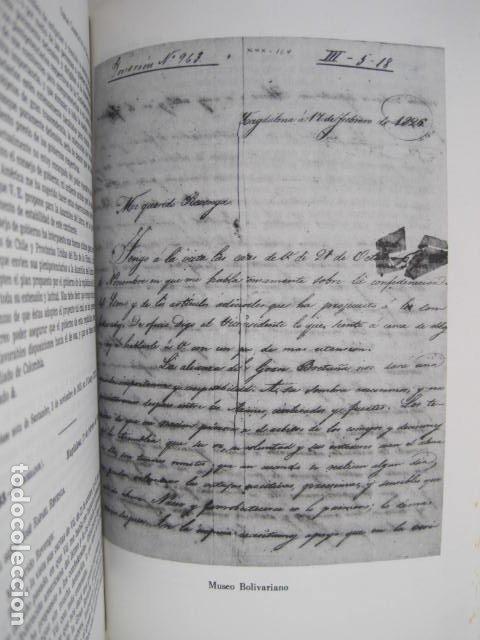 Libros de segunda mano: BIBLIOTECA SIMON BOLIVAR. COMPLETA, 12 TOMOS. AUGUSTO MIJARES Y JOSÉ GIL FORTOUL. 1977. - Foto 27 - 175679572