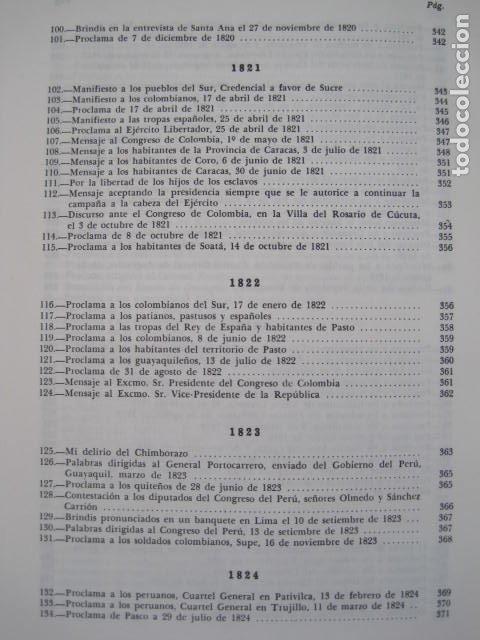 Libros de segunda mano: BIBLIOTECA SIMON BOLIVAR. COMPLETA, 12 TOMOS. AUGUSTO MIJARES Y JOSÉ GIL FORTOUL. 1977. - Foto 35 - 175679572