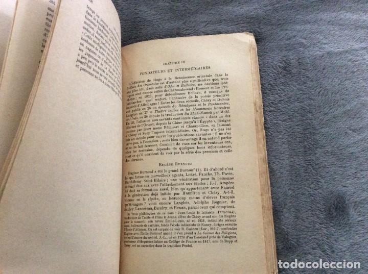 Libros de segunda mano: La renaissance orientale Raymond Schwab Edité par Payot (1950), 1.ª edición. Muy rara. - Foto 4 - 175866894
