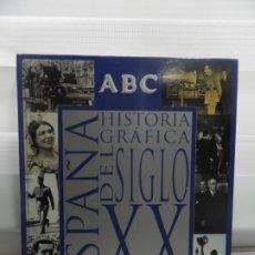 Libros de segunda mano: ALBUM COMPLETO AÑO 1997 HISTORIA GRAFICA DEL SIGLO XX ESPAÑA - ABC BLANCO Y NEGRO. Lote 176478129