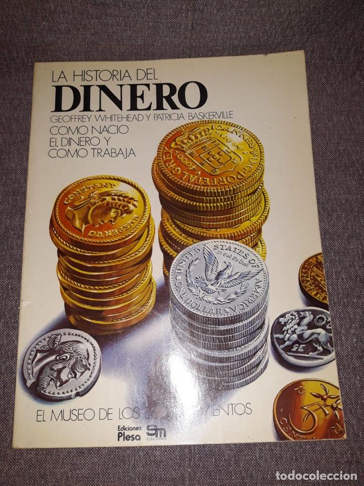 Libros de segunda mano: LA HISTORIA DEL DINERO. EDICIONES PLESA - Foto 2 - 176684802