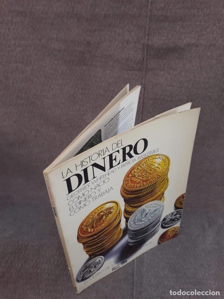 Libros de segunda mano: LA HISTORIA DEL DINERO. EDICIONES PLESA - Foto 4 - 176684802