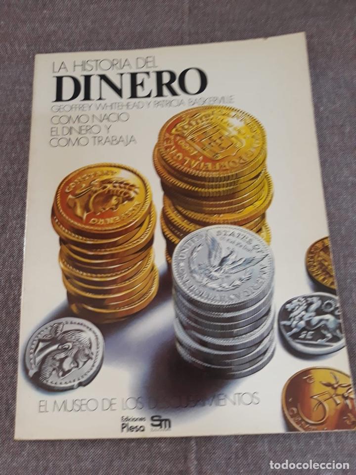 LA HISTORIA DEL DINERO. EDICIONES PLESA (Libros de Segunda Mano - Historia Moderna)