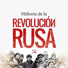 Libros de segunda mano: HISTORIA DE LA REVOLUCIÓN RUSA. LEÓN TROTSKI, NUEVO.. Lote 177067388