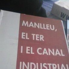 Libros de segunda mano: MANLLEU. Lote 177262422