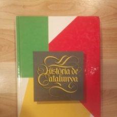Libros de segunda mano: 'HISTÒRIA DE CATALUNYA'. GRUP PROMOTOR. Lote 177604735