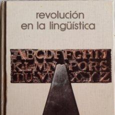 Libros de segunda mano: GRANDES TEMAS N°87 REVOLUCIÓN EN LA LINGÜÍSTICA. Lote 177766129