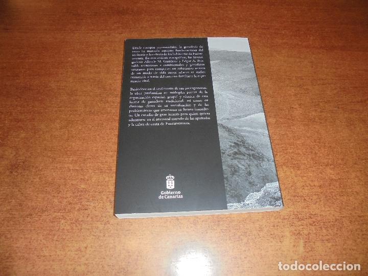 Libros de segunda mano: LA CABRA DE COSTA DE FUERTEVENTURA, UNA APROXIMACIÓN DESDE LA ETNOGRAFÍA- GUTIERREZ Y FREIVALDS 2018 - Foto 3 - 177945997