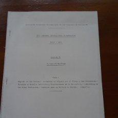 Libros de segunda mano: RÉGIMEN DE COSTAS MARCIANO MARTÍNEZ 23 PAGS. Lote 178364873