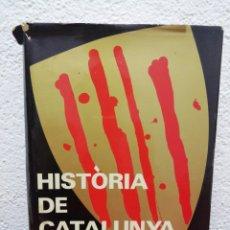 Libros de segunda mano: HISTÒRIA DE CATALUNYA I. EDITORIAL AEDOS. AÑO 1969. Lote 178577001