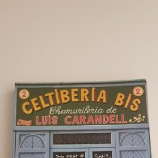 Libros de segunda mano: CELTIBERIA BIS - CHAMARILERIA DE LUIS CARANDELL. Lote 178788741