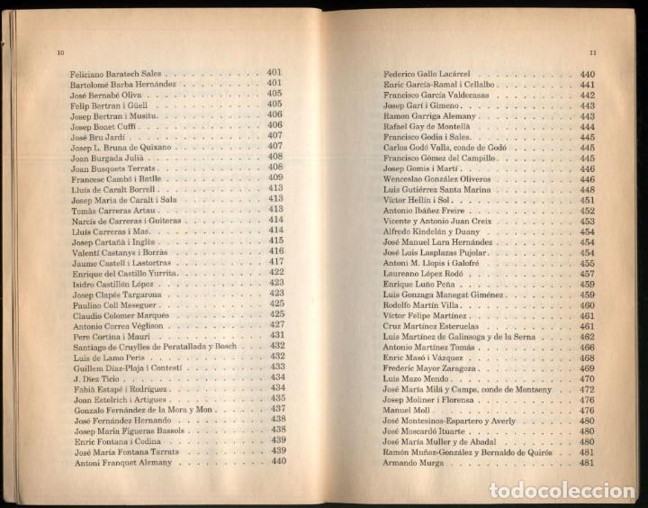 Libros de segunda mano: LOS CATALANES DE FRANCO .- Ignasi Riera - Foto 5 - 179034501
