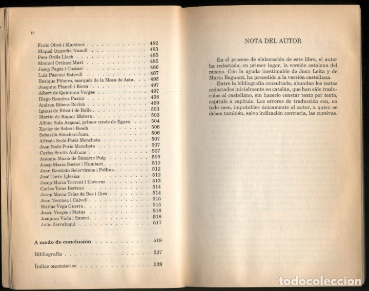 Libros de segunda mano: LOS CATALANES DE FRANCO .- Ignasi Riera - Foto 6 - 179034501