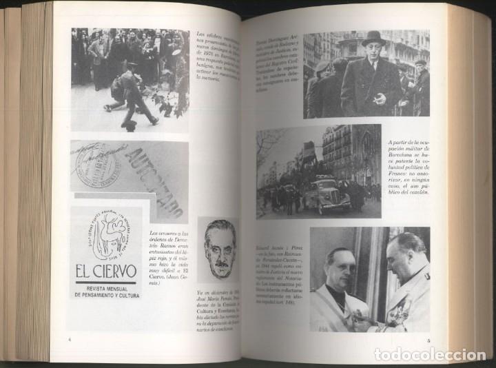 Libros de segunda mano: LOS CATALANES DE FRANCO .- Ignasi Riera - Foto 7 - 179034501