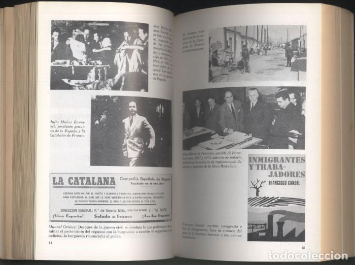 Libros de segunda mano: LOS CATALANES DE FRANCO .- Ignasi Riera - Foto 8 - 179034501