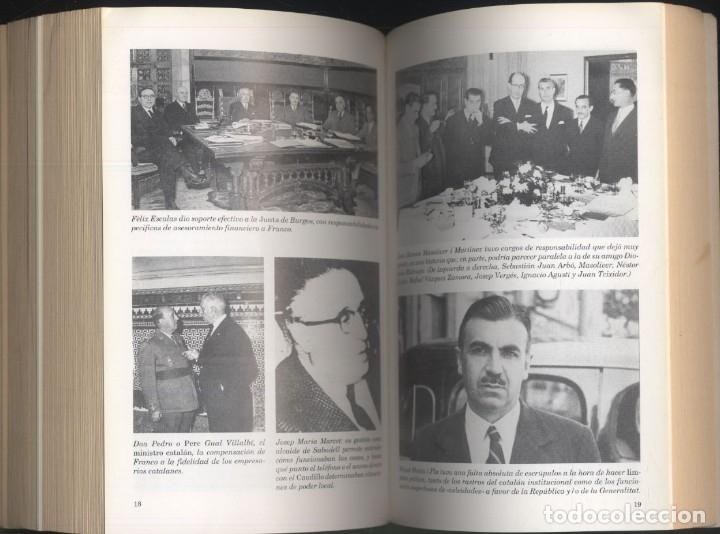 Libros de segunda mano: LOS CATALANES DE FRANCO .- Ignasi Riera - Foto 9 - 179034501