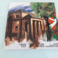 Libros de segunda mano: LA CASA DE JUNTAS DE GUERNICA - GERNIKAKO BATZAR ETXEA - PAÍS VASCO - GERNICACO ARBOLA - 1983. Lote 179034642