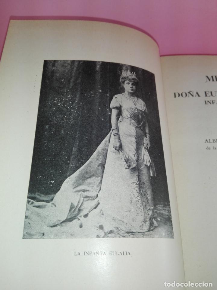 Libros de segunda mano: LIBRO-MEMORIAS DE DOÑA EULALIA DE BORBÓN INFANTA DE ESPAÑA-5ªEDICIÓN 1958-EDITORIAL JUVENTUD-EXCELEN - Foto 7 - 179207168