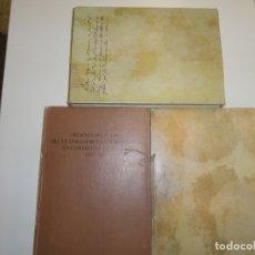 Libros de segunda mano: FASCIMIL DE LAS ÓRDENES MILITARES DEL ÜLTIMO GOBERNADOR ESPAÑOL EN CARTAGENA DE INDIAS 1820-21. Lote 179521026