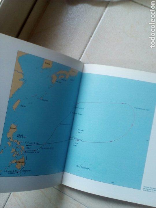 Libros de segunda mano: EL PACIFICO ESPAÑOL - MITOS, VIAJEROS Y RUTAS OCEANICAS - 2003 - Foto 2 - 180176507