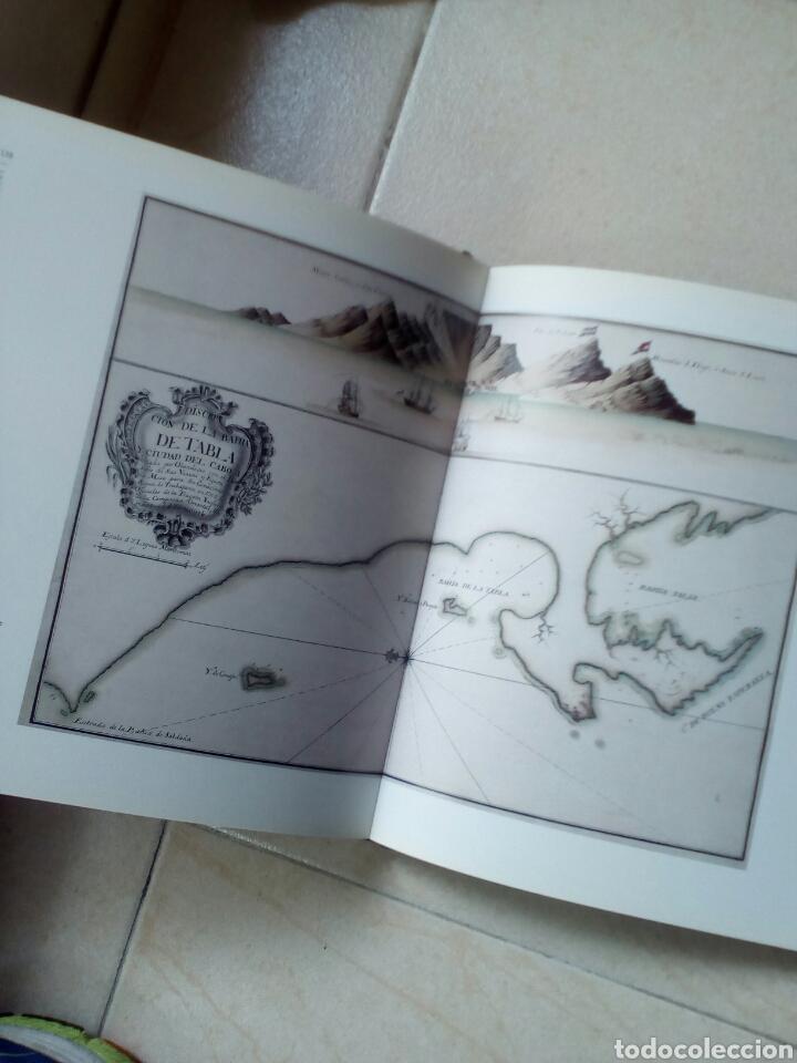 Libros de segunda mano: EL PACIFICO ESPAÑOL - MITOS, VIAJEROS Y RUTAS OCEANICAS - 2003 - Foto 5 - 180176507