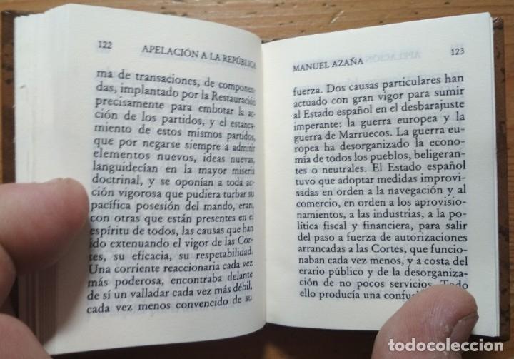 Libros de segunda mano: EL PROBLEMA ESPAÑOL - MANUEL AZAÑA - COLECCIÓN. CRISOL - Foto 5 - 180207127