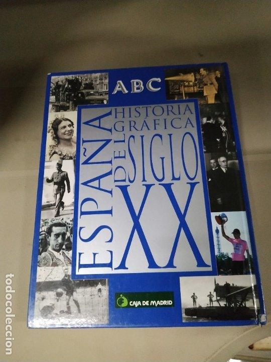 Libros de segunda mano: Historia Gráfica del Siglo XX. España. ABC - Foto 2 - 180237155