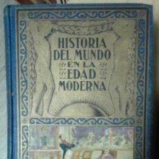 Libros de segunda mano: EDUARDO IBARRA (DIR.). HISTORIA DEL MUNDO EN LA EDAD MODERNA. TOMO VIII: NAPOLEÓN. 1941. Lote 180315351