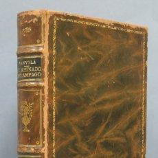 Libros de segunda mano: EL REINADO RELAMPAGO LUIS I Y ISABEL DE ORLEANS (1707 - 1742). ALFONSO DANVILA. ENCUADERNACION LUJO. Lote 180386966