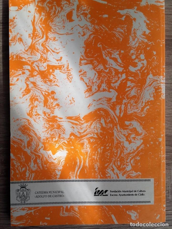 Libros de segunda mano: LA REAL SOCIEDAD ECONÓMICA GADITANA DE AMIGOS DEL PAÍS * PAZ MARTÍN FERRERO - Foto 2 - 180434338