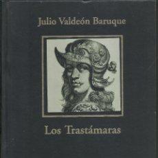 Libros de segunda mano: LOS TRASTAMARAS: EL TRIUNFO DE UNA DINASTIA BASTARDA, JULIO VALDEON BARUQUE. Lote 180470691