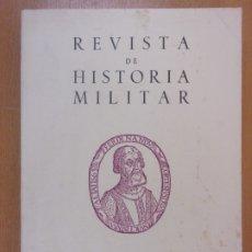 Libros de segunda mano: V CENTENARIO DE HERNAN CORTES / REVISTA DE HISTORIA MILITAR. 1986. Nº ESPECIAL. Lote 181027671