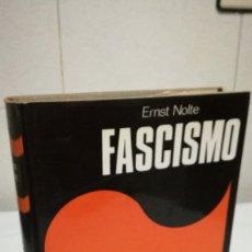 Libros de segunda mano: 11-FASCISMO, ERNST NOLTE, 1975. Lote 181434091