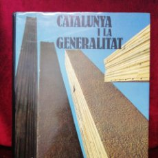 Libros de segunda mano: CATALUNYA I LA GENERALITAT AL LLARG DE LA HISTÒRIA. COL·LECCIÓ SOM I SEREM. ANY 1983.. Lote 181461113