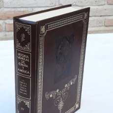 Libros de segunda mano: HISTORIA GENERAL DE ESPAÑA Y AMERICA - LA ESPAÑA DE LOS CINCO REINOS ( 1085-1369 ) TOMO IV. Lote 182593848