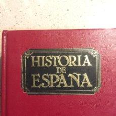 Libros de segunda mano: LOTE DE LIBROS DE HISTORIA DE ESPAÑA. Lote 182627041