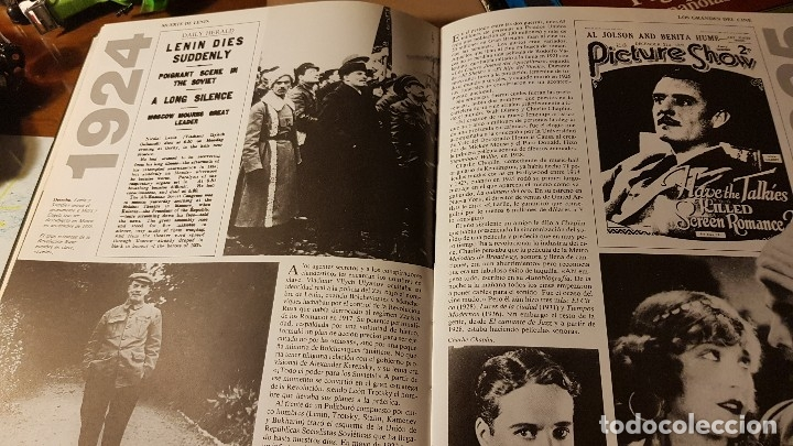 Libros de segunda mano: Libro LA HISTORIA EN PRIMERA PLANA 1900 -1984 - Foto 3 - 182785466