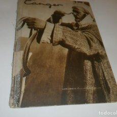 Libros de segunda mano: TANGER 1951 PROYECTO E ILUSTRACIONES ZUBILLAGA ARTES GRÁFICAS MARTORELL - MADRID EJEMPLAR 591. Lote 183516392